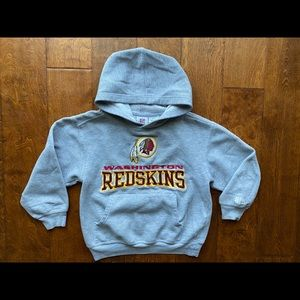 Washington Redskins NFL boys sweatshirt hoodie